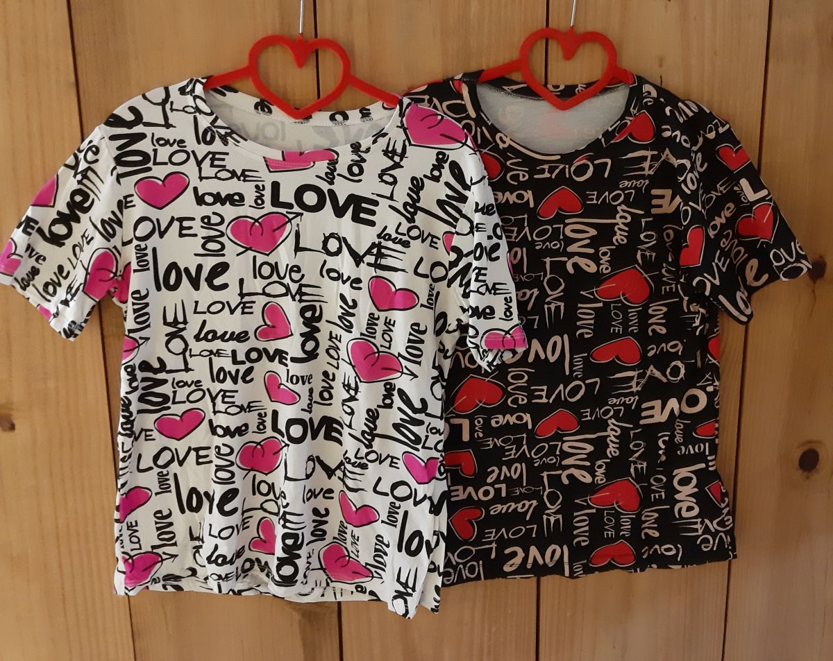 T-SHIRT LOVE II